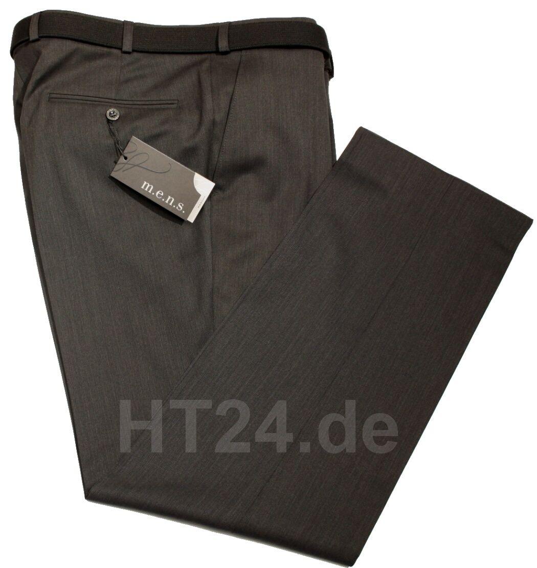 M.E.N.S. MENS Herren Anzughose Anzughose Anzughose Madrid 2400 anthrazit Gr. 24U bis 35U leicht 195e62