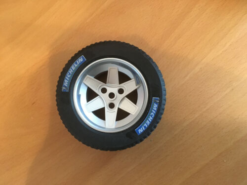 Lego 1 Wheel 62mm D.x 46mm for 8461