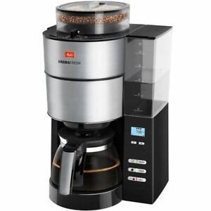Melitta-1021-21-Kaffeemaschine-von-Abtropfschale-1000-W-1-25-Liter-Muehle-Neu