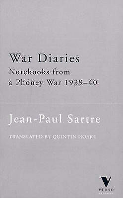 1 of 1 - War Diaries: Notebooks from a Phony War, Noverber 1939-March 1940: Notebooks fro