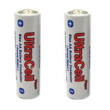 2pc Pack AA / 14500 Dummy Battery Conductor Electric Current Ultracell Nerf etc.