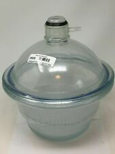Wheaton 250mm Id Pop Dry Seal Vacuum Desiccator With 220mm Plate