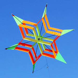 3D-Colorful-Flower-Delta-Kite-Single-Line-Outdoor-Fun-sport-Kids-Toy-Easy-Fly