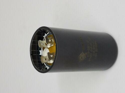 110V 110Vac 120VAC Motor Start Capacitor  216-259MFD uF  HVAC Cap UsFreeShip