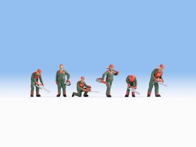 Noch 15827 Skiers HO Scale Model