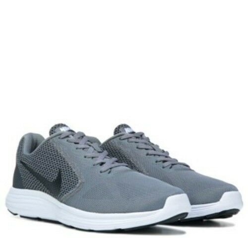 Nike / REVOLUTION 3 gris claro / Nike negro corriendo nosotros los es 538e4c