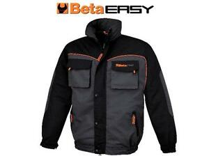 07ea7bf5f Details about Beta Tools 7904E Size XS-XXXXL Work Bomber Jacket Padded  Workwear