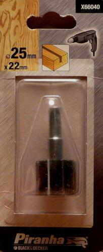 für Holz Piranha Fräser X66040 25 mm