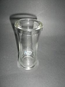 Qvf-Tuyau-Rodage-Plan-Ps-100-100-DN100-Longueur-100-mm-Glas-Tuyau