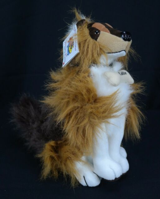 Dream Play 13 Sable Lassie Collie Shetland Sheepdog Dog Plush