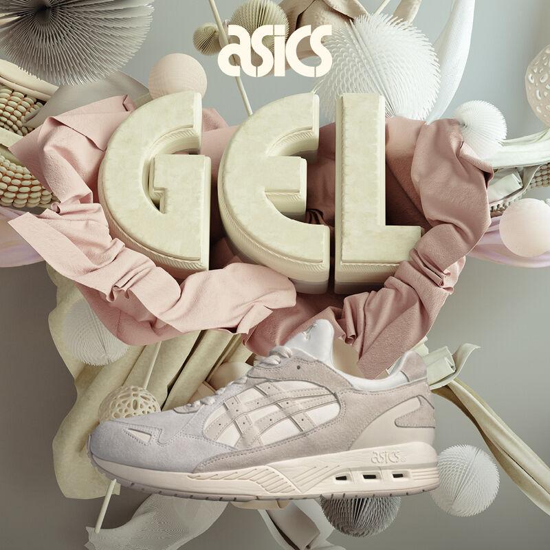Asics Gel-Lyte GT-Cool Express Whisper Pink size 12.5. HL6C4-9037. kith qs