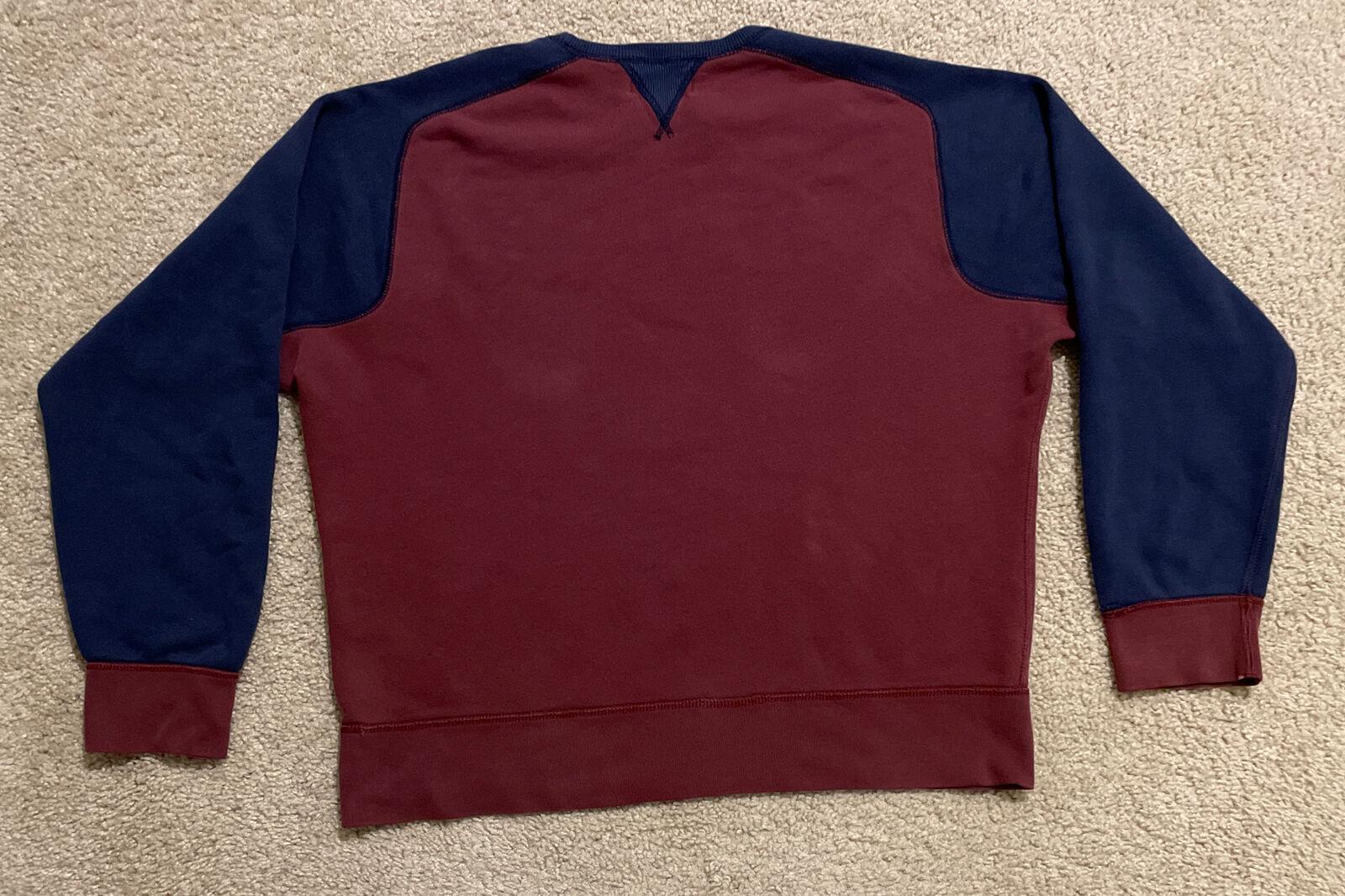 Vintage Polo Ralph Lauren Academy Fleece Sweatshi… - image 6