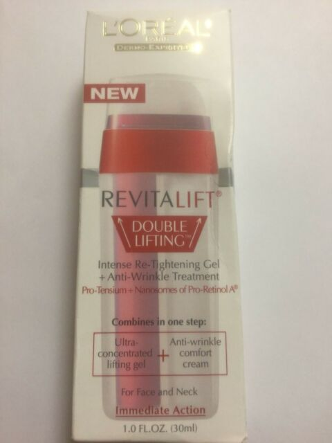 L'oreal Paris Dermo expertise Revitalift Double Lifting + Antiwrinkle Gel 1 oz
