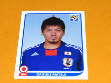 386 MATSUI JAPAN NIPPON JFA PANINI FOOTBALL FIFA WORLD CUP