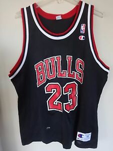 best sneakers 5d027 36ab4 Vtg 90's Chicago Bulls Michael Jordan # 23 Jersey by ...