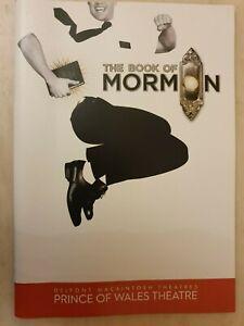 THE BOOK OF MORMON - GAVIN CREEL JARED GERTNER ALEXIA KHADIME STEPHEN ASHFIELD