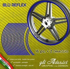 Adhesive-Strips-Tape-Wheel-Motorcycle-Blue-Ref-6-mm-Wheels-17-15-14-13-Inches