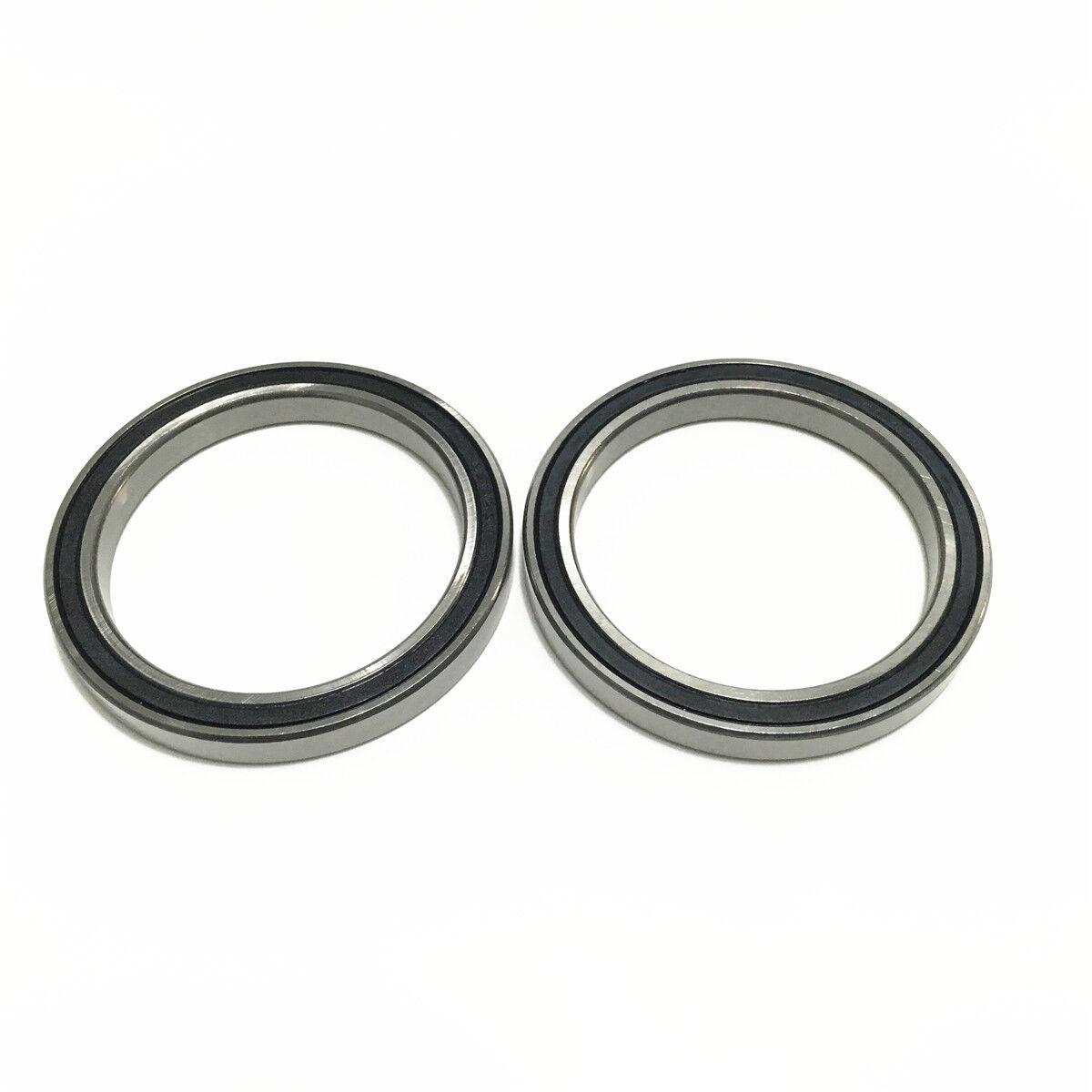5 Pcs Premium 6202 2RS ABEC3 Rubber Sealed Deep Groove Ball Bearing 15x35x11mm