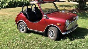 "1974 Mini Cooper ""Shorty"""