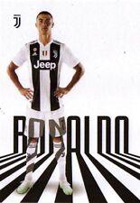 Cartoncino Juventus Stagione 2018/19 - Cristiano Ronaldo