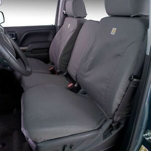 Covercraft SSC3381CAGY Carhartt Duck Weave 1st Row Seat