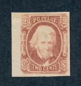 drbobstamps US CSA Scott #8 Mint No Gum Confederate Stamp Cat $40