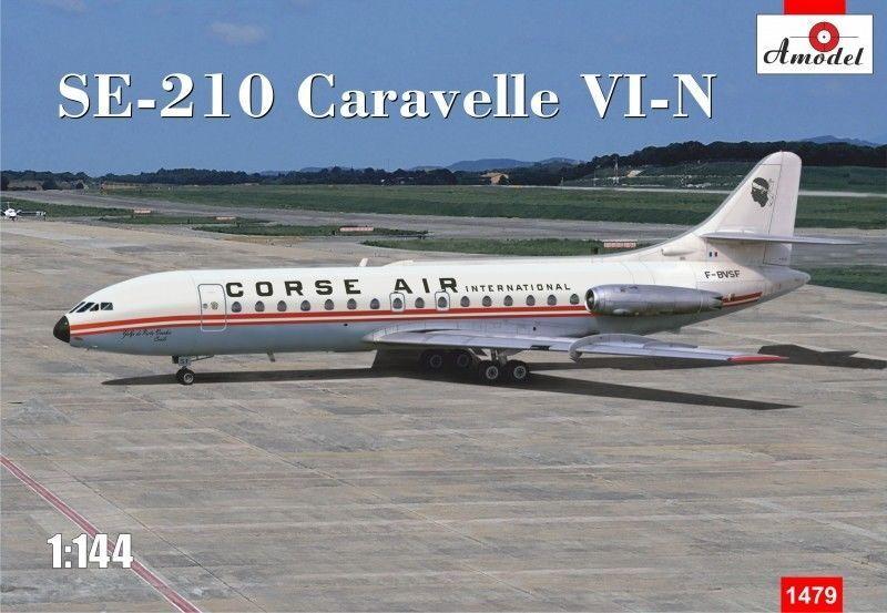 1 144 Amodel 1479 SE-210 Caravelle VI-N Course Air