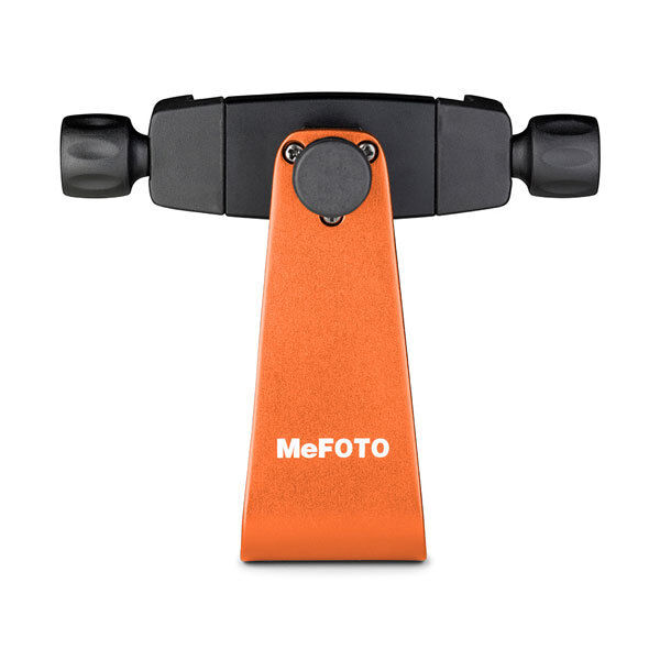 MeFoto SideKick360 MPH100 Phone to Tripod Adapter suit iPhone 7 8 X * ORANGE