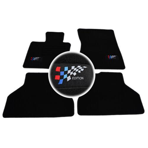 4 TAPIS SOL BMW X5 E70 XDRIVE 30i 30d 35d 48i MOQUETTE LOGO EDITION M SPECIFIQUE