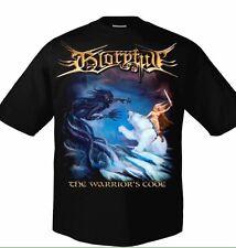 GLORYFUL, Shirt, Size S, Manowar, Hammerfall, Sabaton, Grave Digger