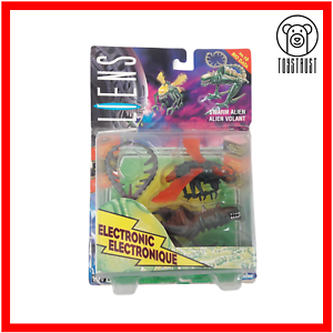 Swarm-Alien-Action-Figure-Vintage-Electronic-Aliens-Toy-1994-by-Kenner-65931