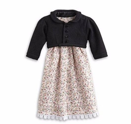 Josefina Birthday Dress: American Girl Doll Josefina's Party Outfit Dress And