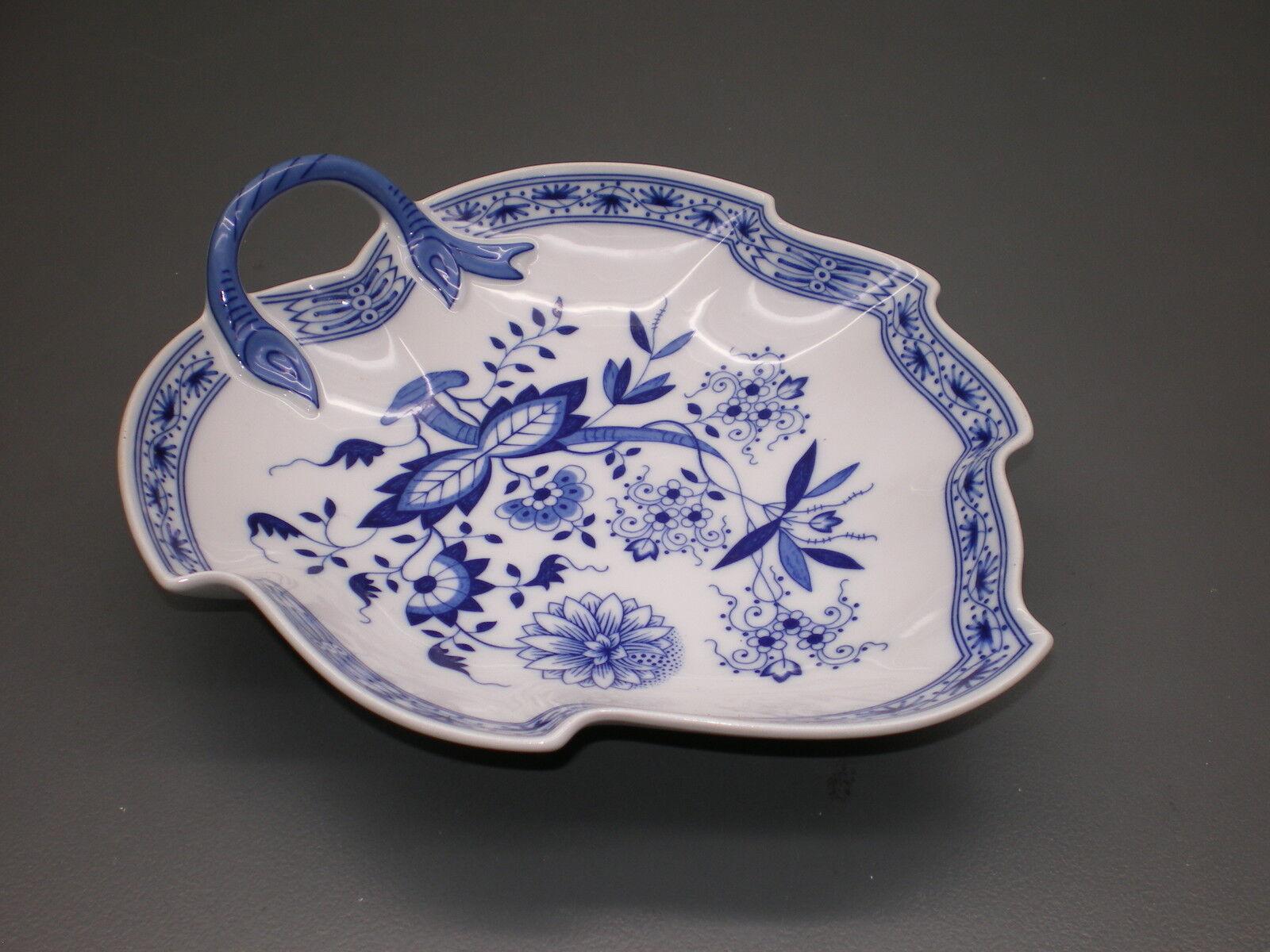 Hutschenreuther Blattschale - Maria Theresia - Zwiebelmuster Zwiebelmuster Zwiebelmuster - 21,5 cm | Sonderpreis  340ff8