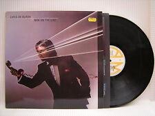 Chris De Burgh - Man On The Line, A&M AMLX-65002 Ex+ A1/B2 Press Vinyl LP