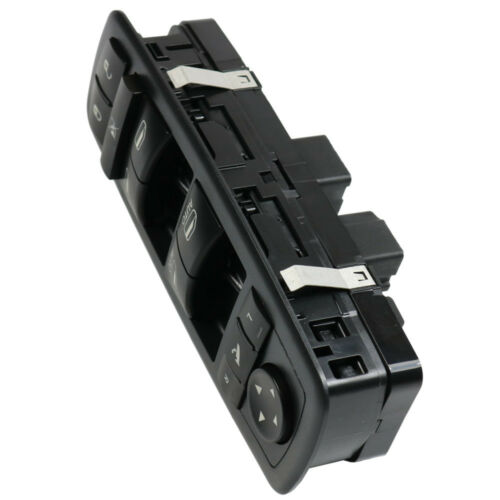 New Power Window Master Switch Driver Side for 2012-2015 Dodge Ram 1500 2500