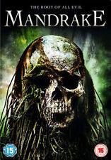 DVD:MANDRAKE - NEW Region 2 UK