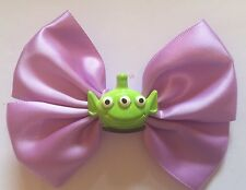 Pastel Purple Toy Story Alien Hair Bow Kawaii Fairy Kei Disney Cute