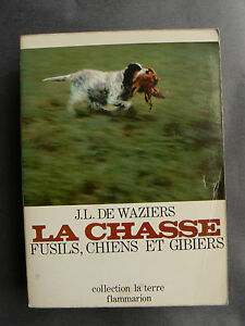 LA-CHASSE-Fusils-Chiens-et-Gibiers