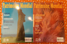 """Patrimoine Mondial"" 18 & 19 ; Rapa Nui, Verla, Budapest, Meidan Imam à Ispahan,"