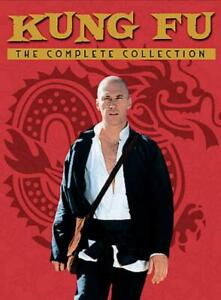 KUNG-FU-The-Complete-Series-Collection-on-DVD-Seasons-1-3-Season-1-2-3-11-Disc