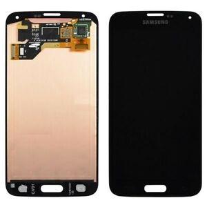Écran complet LCD et Vitre Tactile pour Samsung Galaxy S5 Noir