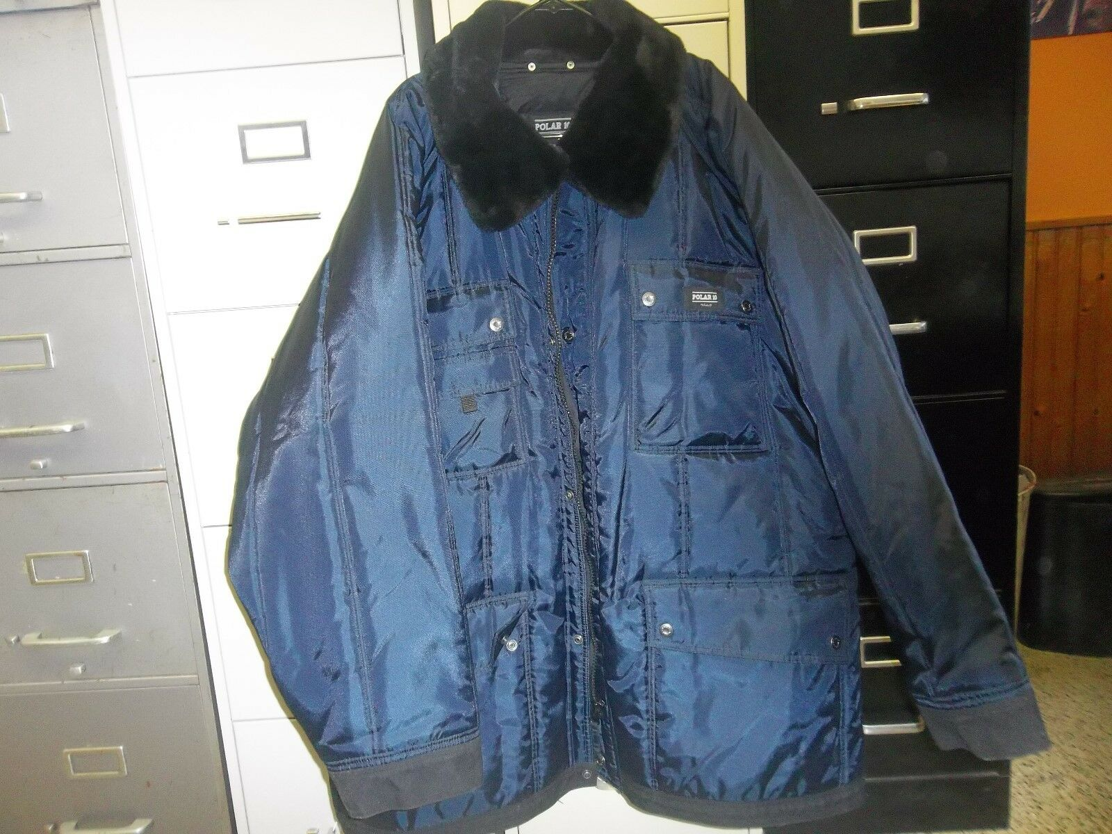 Polar 10 Mens Winter Coat 4XL
