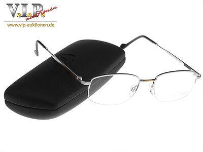 Verantwortlich St.dupont Lunette Brille Sonnenbrille Half-frame Glasses Sunglasses Occhiali Neu