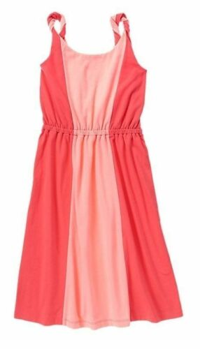 Gymboree NWT Girls Desert Dreams Colorblock Knit Dress Size 4 5 /& 7