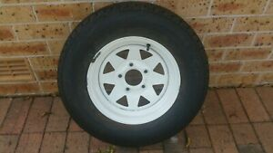 Trailer-Spare-Wheel-Ford-Stud-Pattern-13-in-175R-13C
