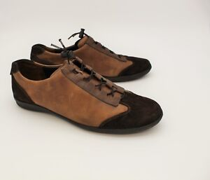 Munchen Oxford Loafers Brown Leather