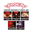 miniatuur 3 - Krokus – Limited Edition 5 Col. Vinyl Set Headhunter Hardware The Blitz NEU