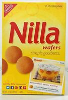 Nabisco Nilla Vanilla Wafers 11 Oz