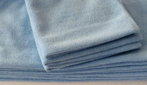 "10pcs 16/""x16/""  Microfiber Cleaning Cloths Auto Polishing Towels"