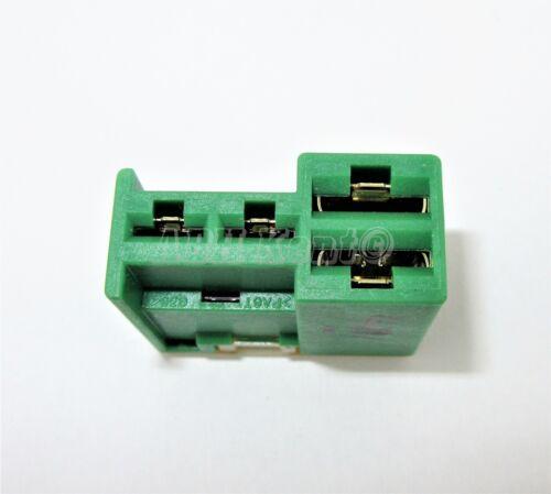 481-Nissan 2003-2015 Radiator Fan Multi Fuse Link Green Fuses 3x 40A 24370C9900